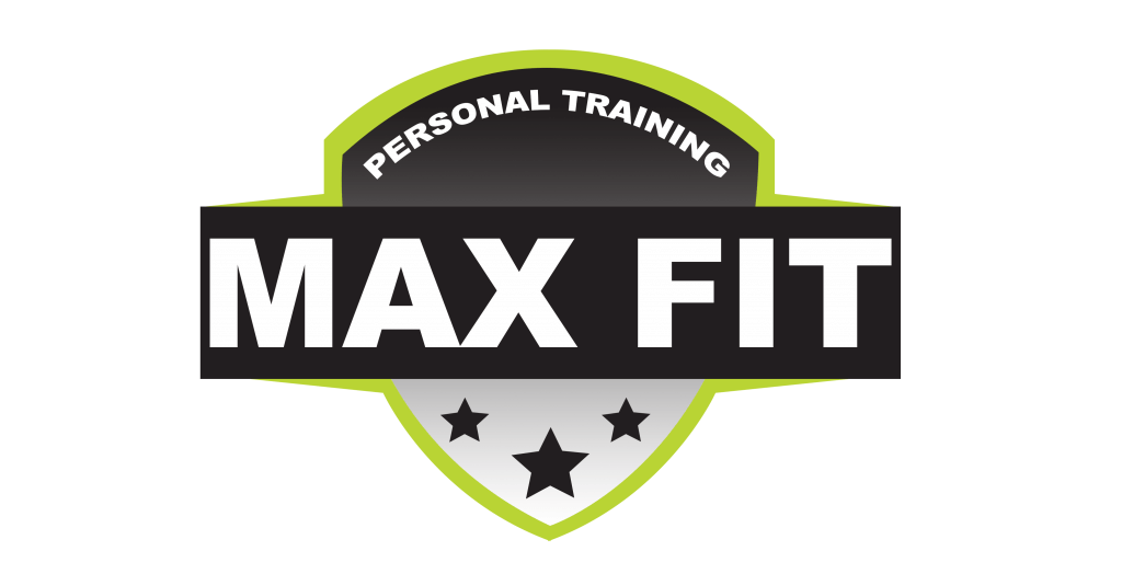 max fit logo transparant