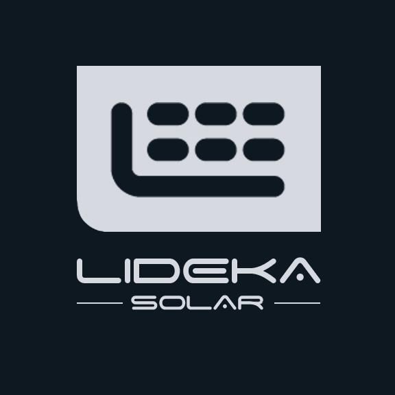 Logo Lideka solar